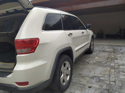 jeep grand cherokee 3.6 limited 4x4  2012