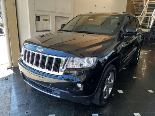 jeep grand cherokee 3.6 limited aut 2012