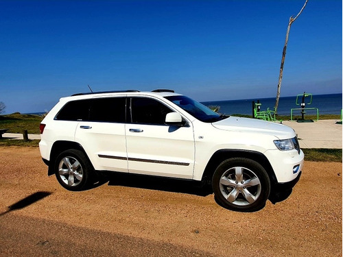 jeep grand cherokee 3.6 limited aut. 5p 2012