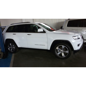 Jeep Grand Cherokee 3.6 Limited Aut. 5p 2015