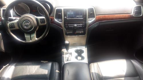 jeep grand cherokee 3.6 limited aut. 5p ano 2012 teto solar