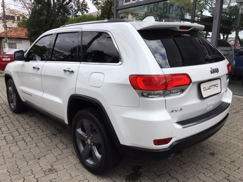 jeep grand cherokee 3.6 limited aut. v6 4x4 2015