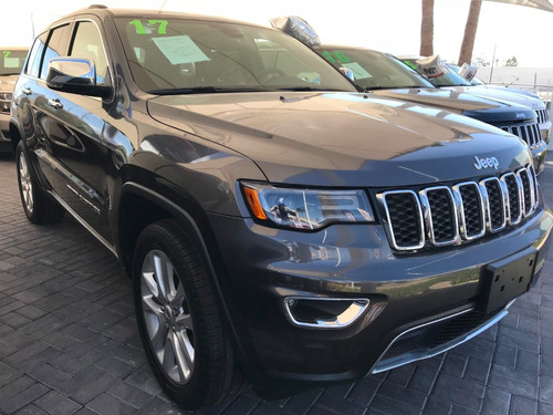jeep grand cherokee 3.6 limited lujo 3.6 4x2 at