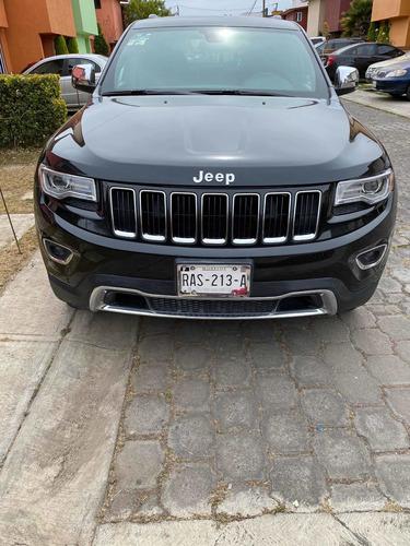 jeep grand cherokee 3.6 limited lujo 4x2 mt 2016