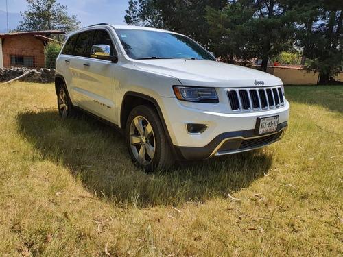 jeep grand cherokee 3.6 limited lujo