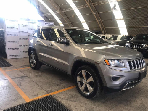 jeep grand cherokee 3.6 limited lujo agencia¡¡impecable¡¡ l