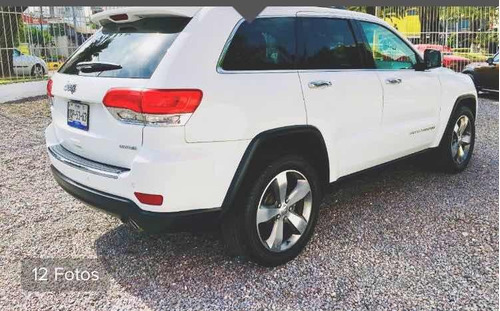 jeep grand cherokee 3.6 limited lujo mt 2016