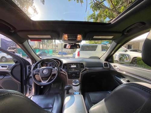 jeep grand cherokee 3.6 limited lujo v6 4x2 at 2015