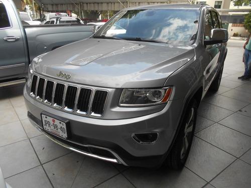jeep grand cherokee 3.6 limited v6 4x2 at