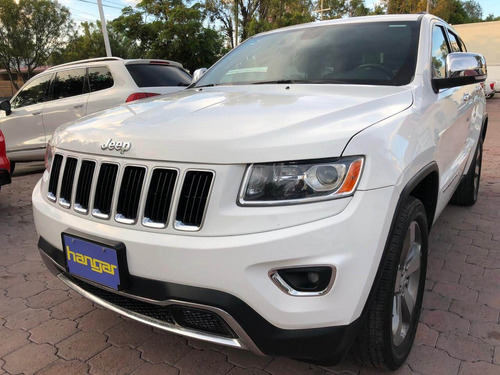 jeep grand cherokee 3.6 limited v6 4x2 at blanca 2014 hangar