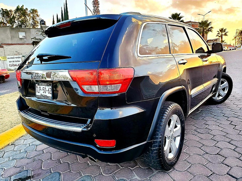 jeep grand cherokee 3.6 limited v6 4x2 mt 2011
