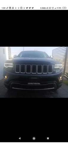 jeep grand cherokee 3.6 limited v6 nav 4x2 at 2015