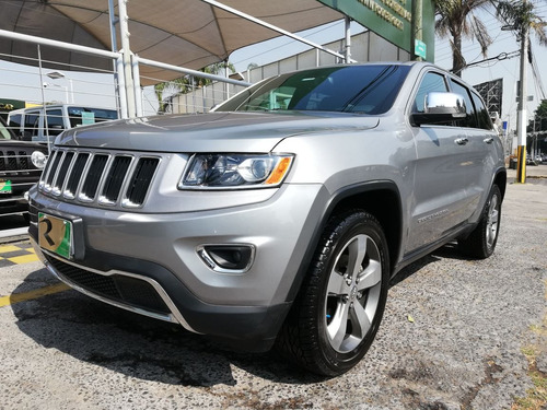 jeep grand cherokee 3.6 limited v6 nav 4x2 at