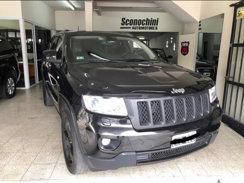 jeep grand cherokee 3.6 overland 286hp at 2012