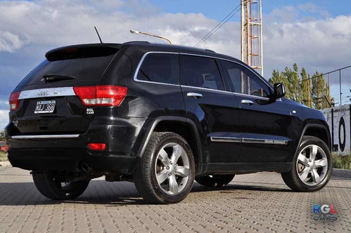 jeep grand cherokee 3.6 overland 286hp at 2013