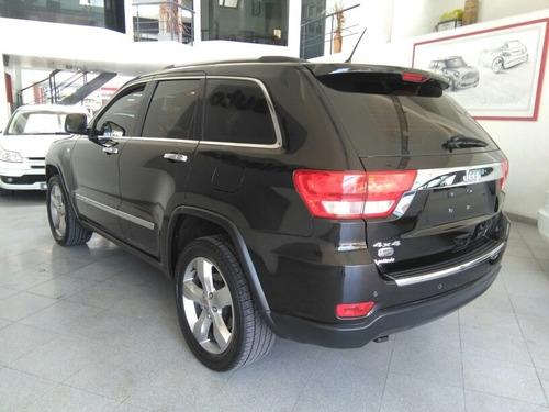 jeep grand cherokee 3.6 overland 286hp at 2013 financiación