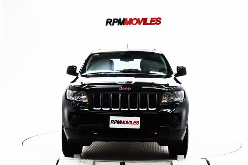 jeep grand cherokee 3.6 overland 286hp at 2013 rpm moviles