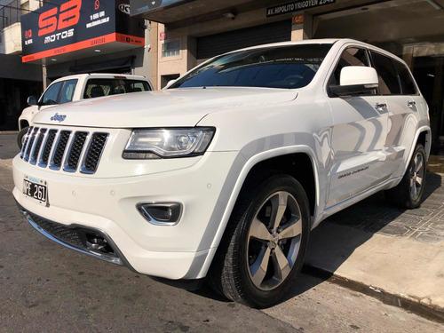 jeep grand cherokee 3.6 overland 286hp at 2014