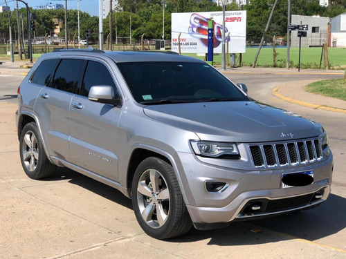 jeep grand cherokee 3.6 overland 286hp at 2016