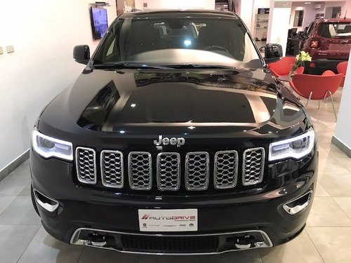 jeep grand cherokee 3.6 overland 286hp at 2018