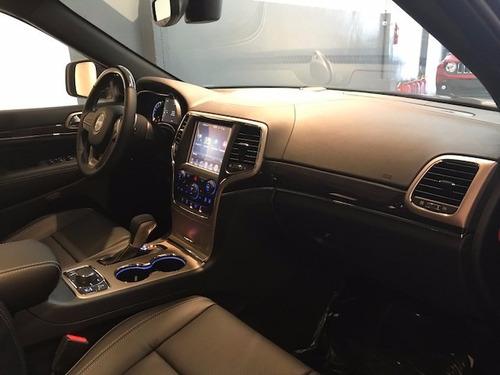 jeep grand cherokee 3.6 overland 286hp at 2018hoy!