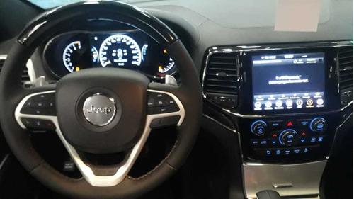 jeep grand cherokee 3.6 overland 286hp at 2020