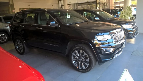 jeep grand cherokee 3.6 overland 286hp at