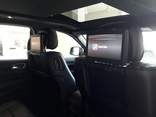 jeep grand cherokee 3.6 overland 286hp at año 2018