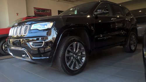 jeep grand cherokee 3.6 overland 286hp at ie