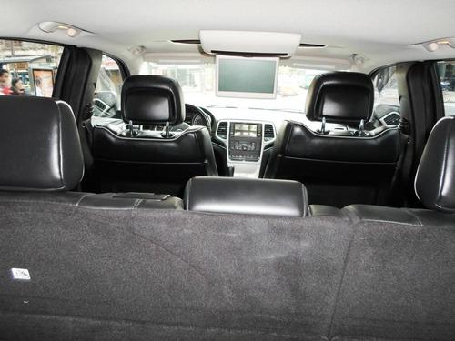 jeep grand cherokee 3.6 overland 4x4 full