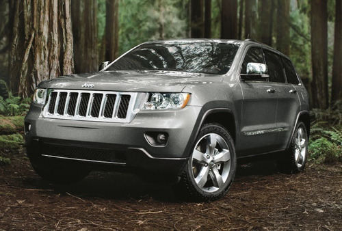 jeep grand cherokee 3.6 overland - gencosa