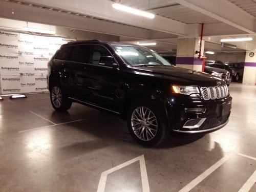 jeep grand cherokee 3.6 ++summit elite++ platinum 2017++
