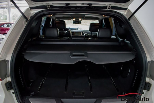 jeep grand cherokee 3.7 4x4 automático 2012
