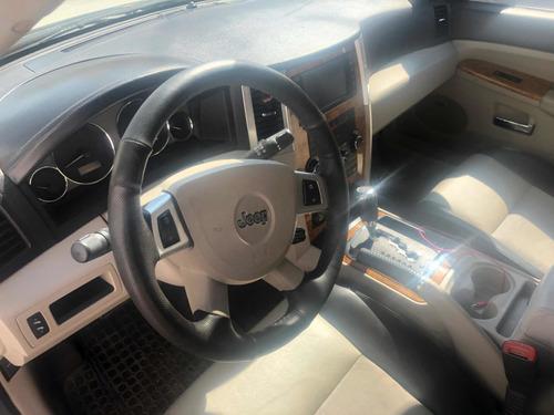 jeep grand cherokee 3.7 laredo v6 4x2 mt 2009