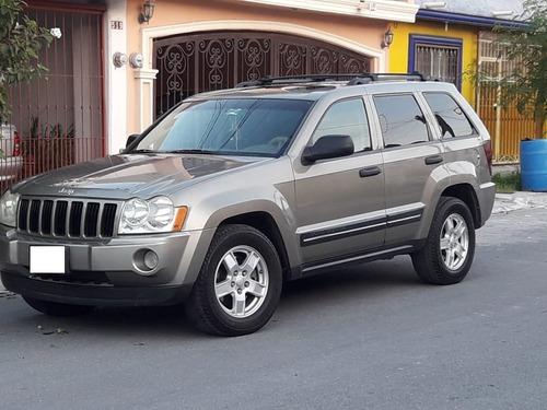 jeep grand cherokee 3.7 laredo v6 4x2 mt