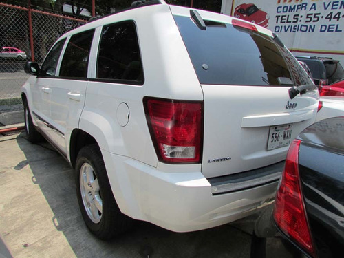 jeep grand cherokee 3.7 laredo v6 power tech 4x2 mt blanco 2