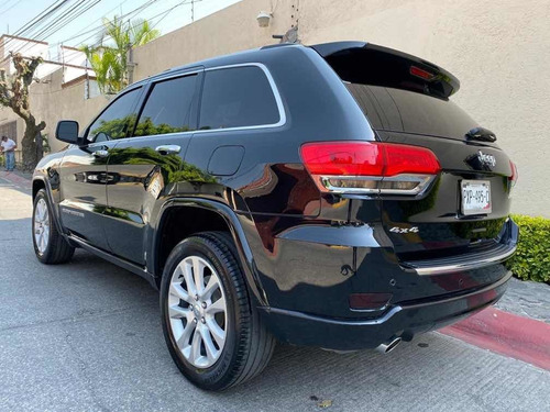 jeep grand cherokee 3.7 limited lujo 3.6 4x2 at 2017