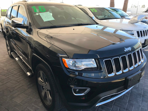 jeep grand cherokee 3.7 limited lujo 3.6 4x2 at