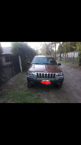 jeep grand cherokee 4.0 laredo 2001