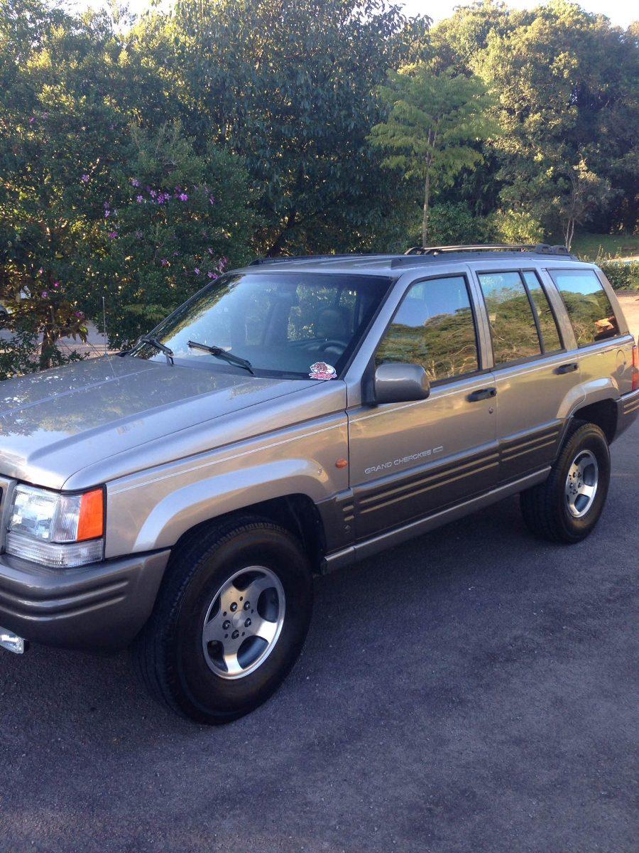 Jeep Grand Cherokee 4.0 Laredo 5p 1998. Carregando Zoom.
