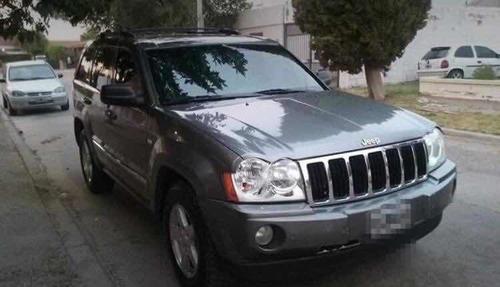 jeep grand cherokee 4.7 limited atx 2007