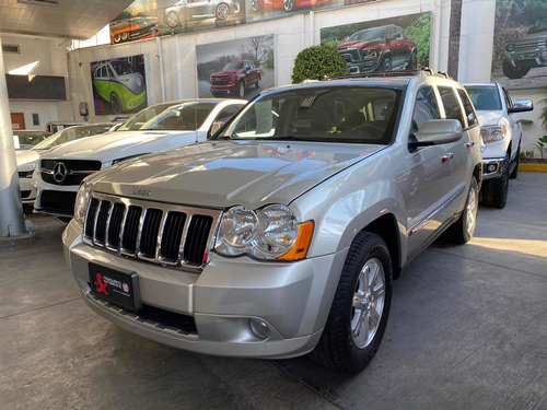 jeep grand cherokee 4.7 limited v8 4x2 mt 2010