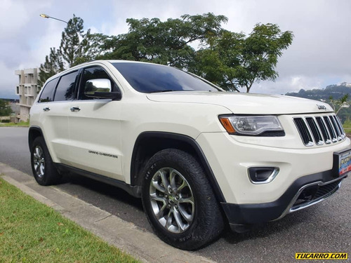 jeep grand cherokee 4g limited