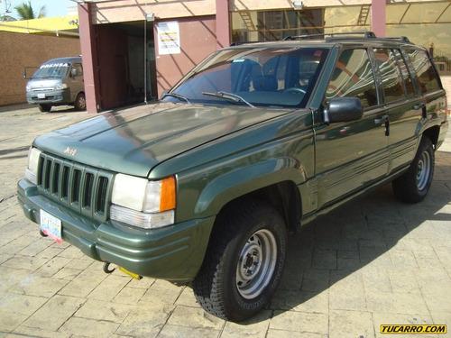 jeep grand cherokee 4x4 - automática
