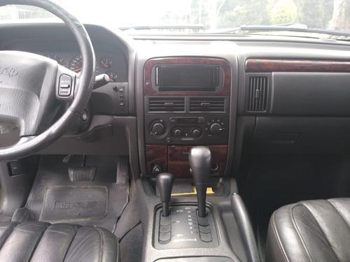 jeep grand cherokee 4x4 full equipo