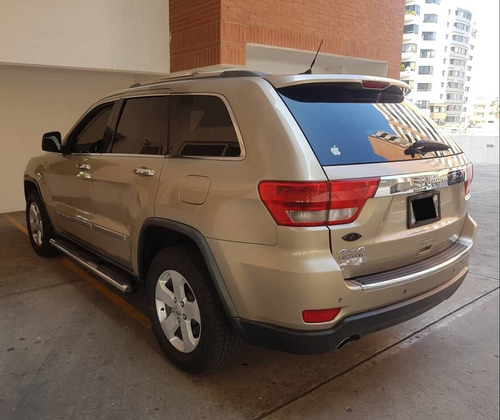 jeep grand cherokee 4x4 limite impecable