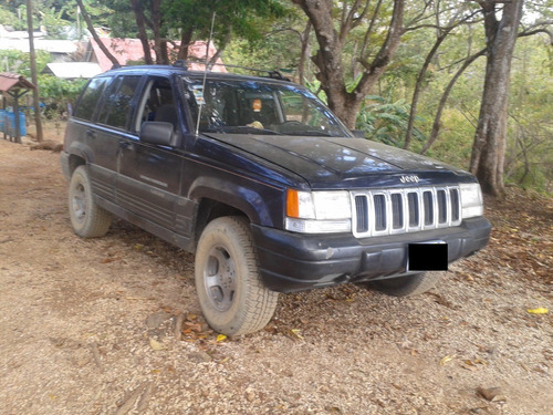 jeep grand cherokee. 5 puertas, todo terreno 4x2