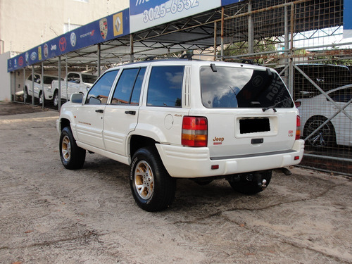 jeep grand cherokee 5.2 limited 5p
