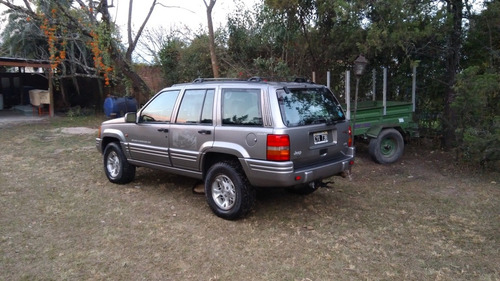 jeep grand cherokee 5.2 v8 limited tc 1999