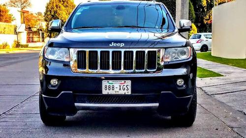 jeep grand cherokee 5.7 limited 2011 v8 navegación 4x4 mt
